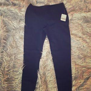 NWT Roots black leggings